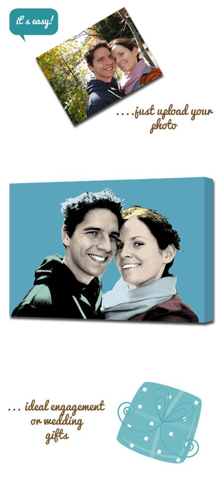 fotofix ie pop art couples